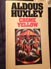 Crome Yellow, 1921